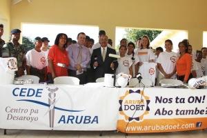 ARUBA DOET