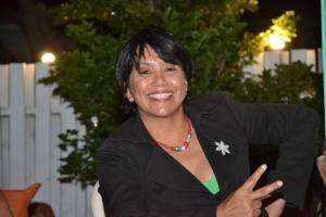 Desiree Croes parlamentario di AVP