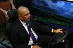 Ministro Otmar Oduber