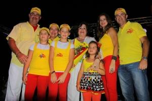 Glenbert and Family...Gran Evento